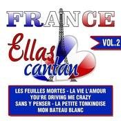 Francia Ellas Cantan Vol. 2 Songs