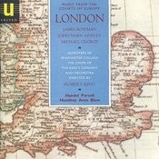 Music From The Courts Of Europe - London Songs