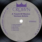 A Touch Of Mexico Songs