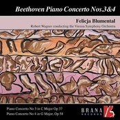 Beethoven Piano Concerto Nos. 3 & 4 Songs