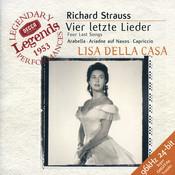 R. Strauss: Vier letzte Lieder - 1. Frühling Song
