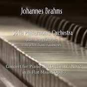 Johannes Brahms: Concert For Piano And Orchestra No. 2 In B-Flat Major, Op.83 Songs