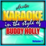Karaoke - Buddy Holly Vol. 2 Songs