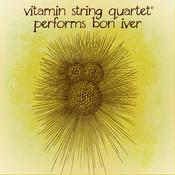Vitamin String Quartet Performs Bon Iver Songs