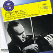 David Oistrach - Violin Concertos (2 CDs) Songs