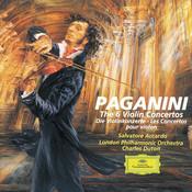 Paganini: The 6 Violin Concertos (3 CD's) Songs