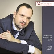 Alexander Strukov Plays Liszt Songs