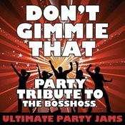 Don't Gimmie That (Party Tribute To The Bosshoss) Songs