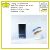 Beethoven: Piano Concertos Nos.3 & 4 Songs
