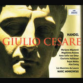 Handel: Giulio Cesare (3 CD set) Songs