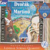 Dvorak, Martinu: Piano Quintets Songs