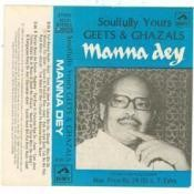 Soulfully Yours Manna Dey Songs
