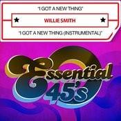 I Got A New Thing (Digital 45) Songs