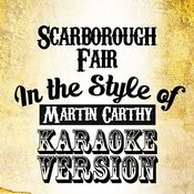 Scarborough Fair (In The Style Of Martin Carthy) [Karaoke Version] - Single Songs
