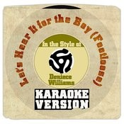 Let's Hear It For The Boy (Footloose) [In The Style Of Deniece Williams] [Karaoke Version] Song