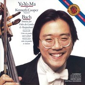 Bach: Sonatas For Viola Da Gamba And Harpsichord Songs