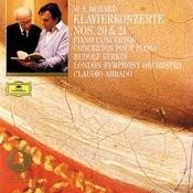Mozart: Piano Concertos Nos.20, K. 466 & Nos. 21, K 467 Songs