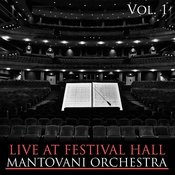 Live At Festival Hall, Vol. 1 Songs
