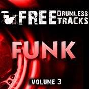 Free Drumless Tracks: Funk, Vol. 3 Songs