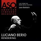 Berio: Rendering Songs