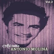 Así Canta Antonio Molina, Vol. 2 Songs