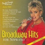 The Broadway Hits Of Soprano Songs
