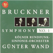 Bruckner: Symphony No. 1 Songs