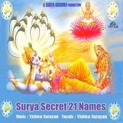 Surya Secret 21 Names Songs