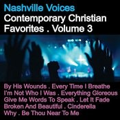 Contemporary Christian Favorites, Vol. 3 Songs