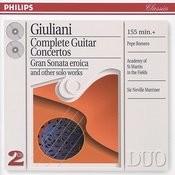 Giuliani: Complete Guitar Concertos Songs