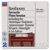Beethoven: Favourite Piano Sonatas Songs