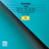 Stravinsky: Songs Songs