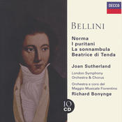 Bellini: Collectors Edition (10 CDs) - Songs