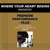 Where Your Heart Belongs (Premiere Performance Plus Track) Songs