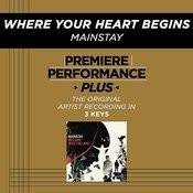 Premiere Performance Plus: Where Your Heart Belongs Songs