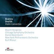 Elatus - Dvorák : Violin Concerto / Brahms : Violin Concerto Songs