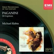 Paganini: 24 Caprices For Solo Violin Songs