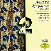 Mahler:Symphonies Nos.1 & 5 Songs