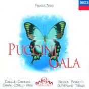 Puccini Gala Songs