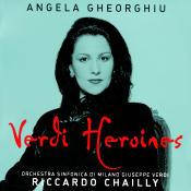 Angela Gheorghiu Verdi Heroines Songs