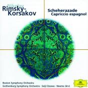 Rimsky Korsakov Scheherazade Op 35 Capriccio Espagnol Op 34 Songs