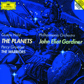 Holst: The Planets/Percy Grainger: The Warriors Songs