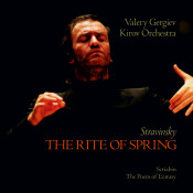 Stravinsky The Rite Of Spring Scriabin The Poem Of Ecstasy Songs