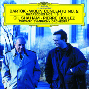 Bartok Violin Concerto No 2 Rhapsodies Songs