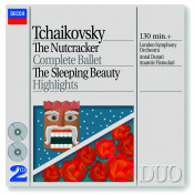 Tchaikovsky: The Nutcracker; Suites Nos.3 & 4 Songs