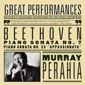 Beethoven: Sonatas For Piano Nos. 7 & 23