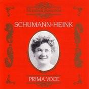Prima Voce: Ernestine Schumann-Heink Songs