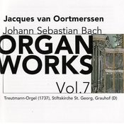 Bach: Organ Works Vol. 7 Songs