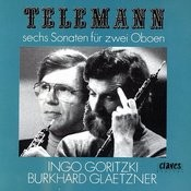 Telemann/ Six Sonatas For Two Oboes Songs