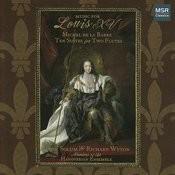 Music for Louis XV - Michel de la Barre: Ten Suites for Two Flutes Songs